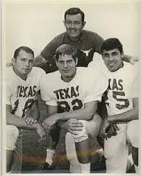 Corby Robertson is in the middle with Bill Bradley to the left and Chris Gilbert to the right. -