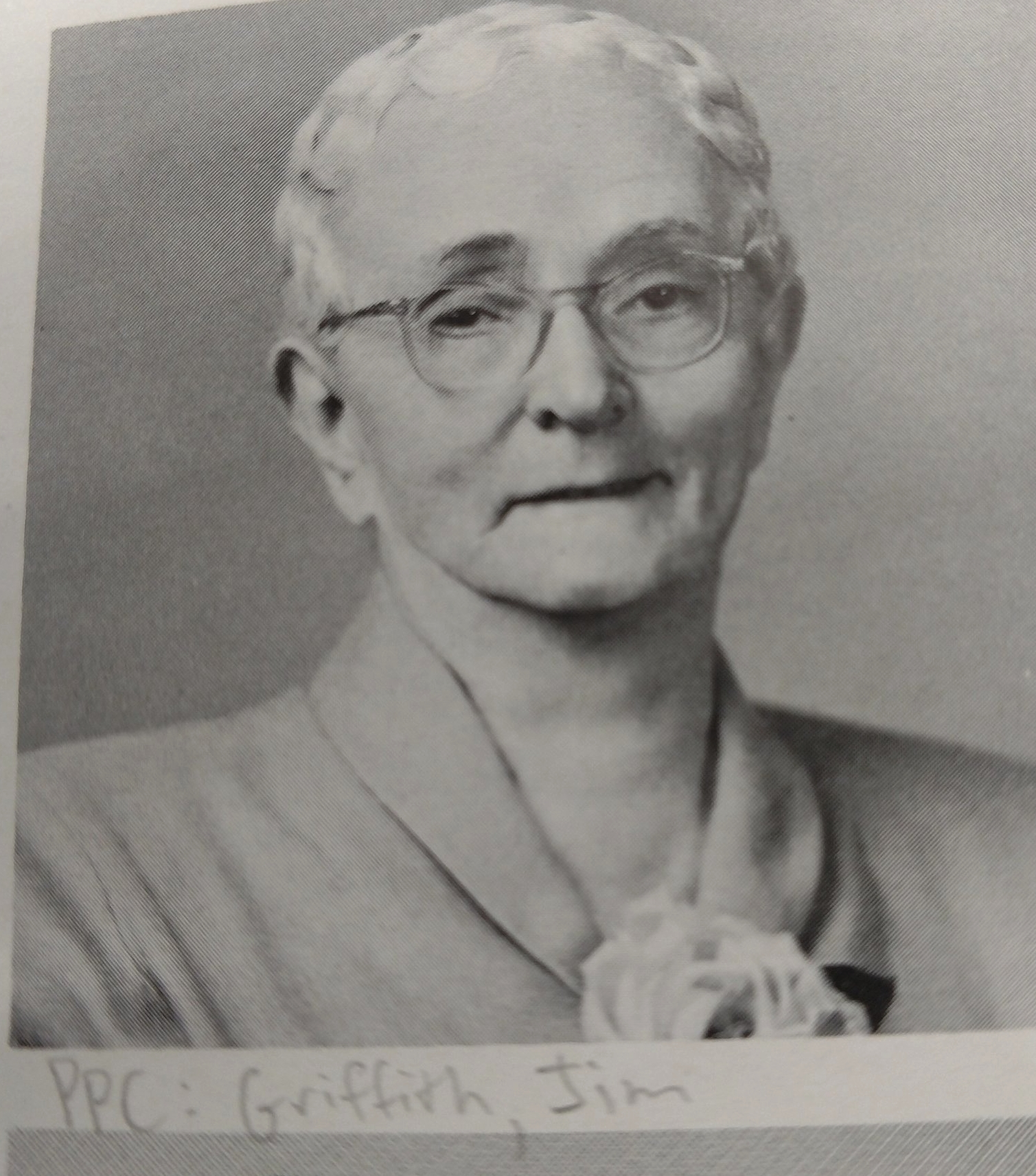 Ma Griffith 1936- 1961