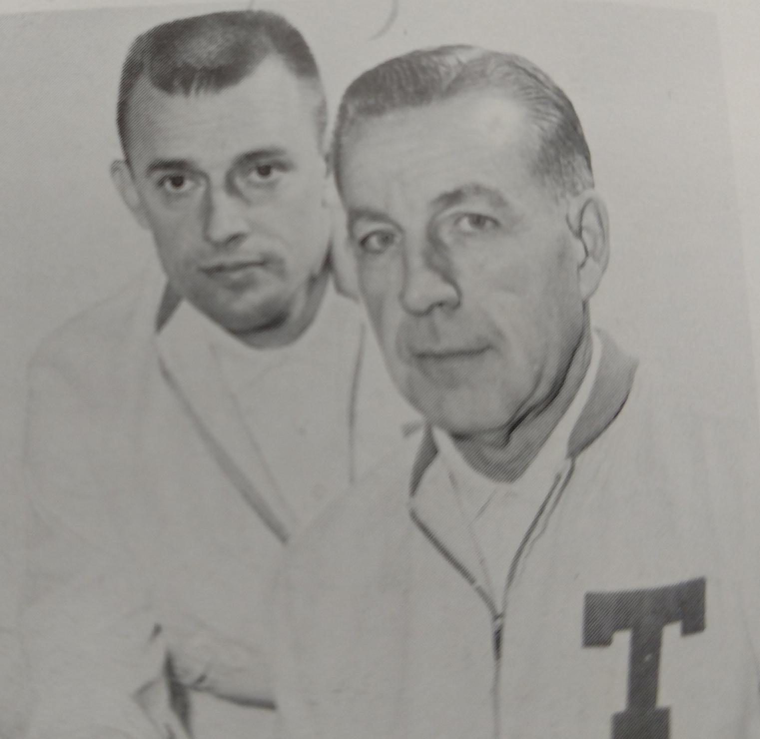 Coach Black and Bradley