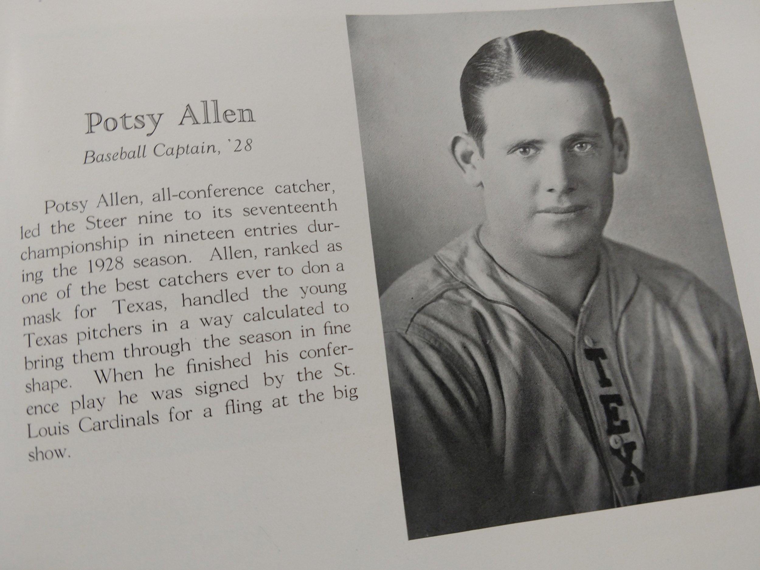 Potsy Allen