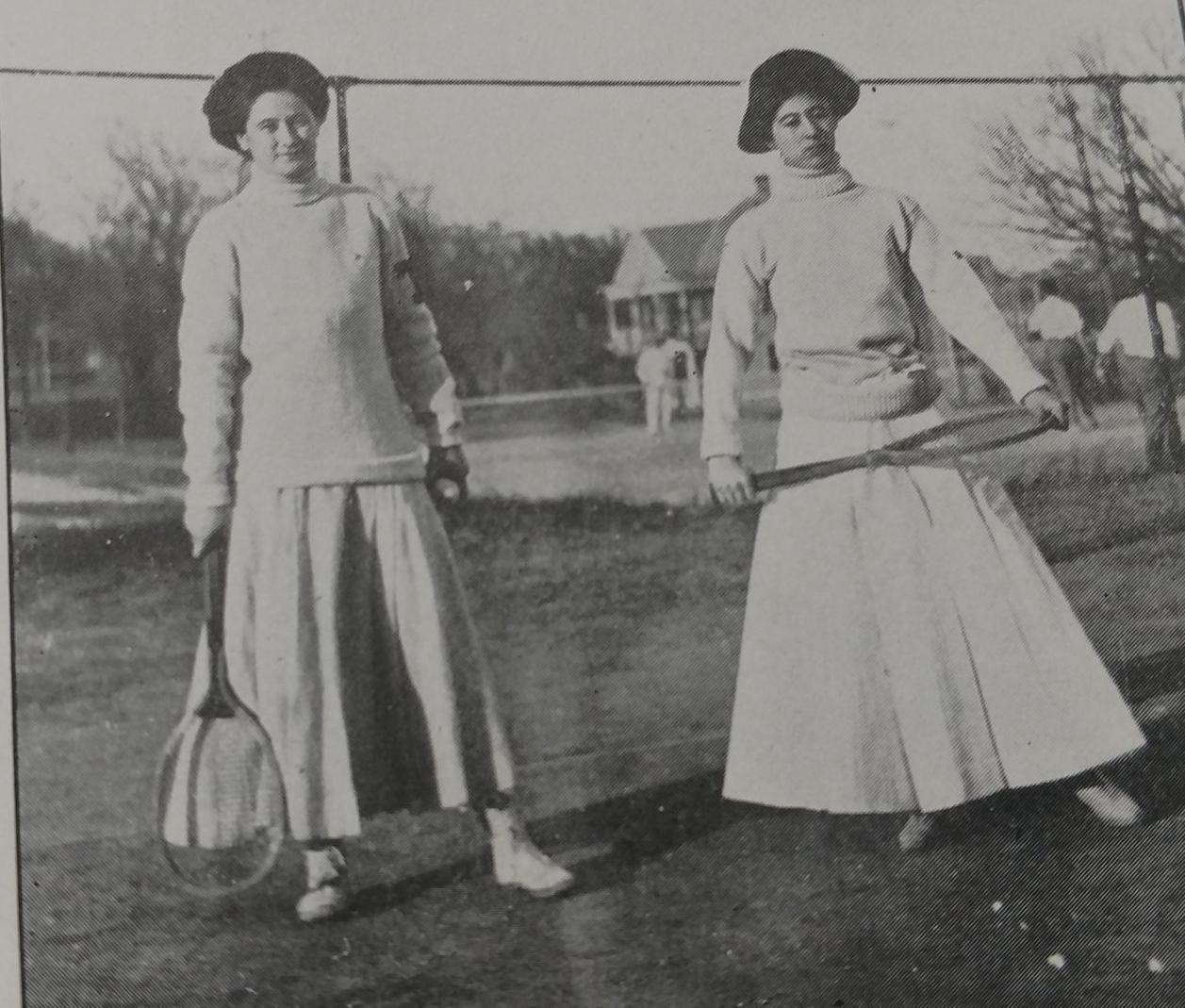 Copy of 1908 Tennis