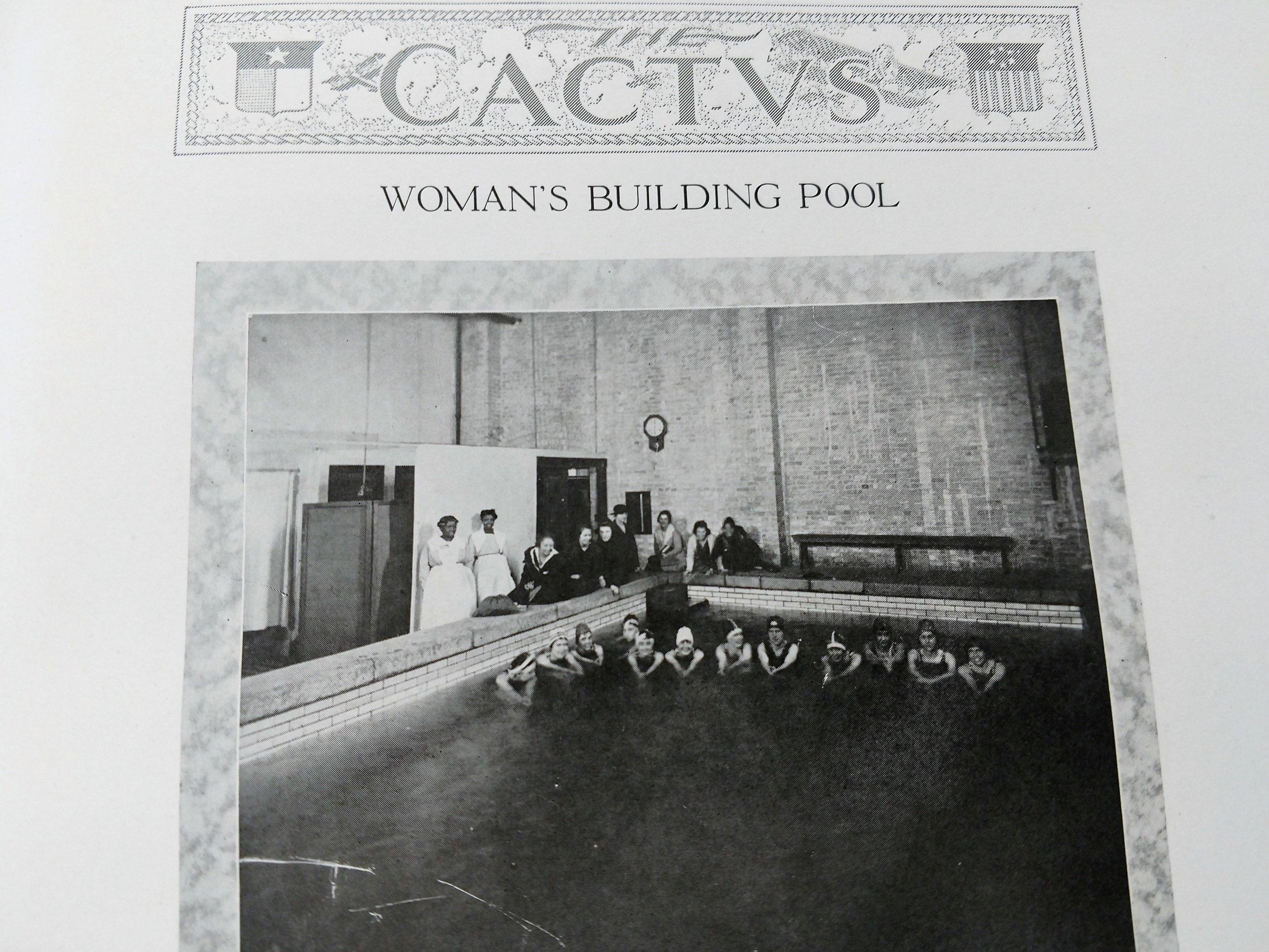 Copy of Women's new swimming pool