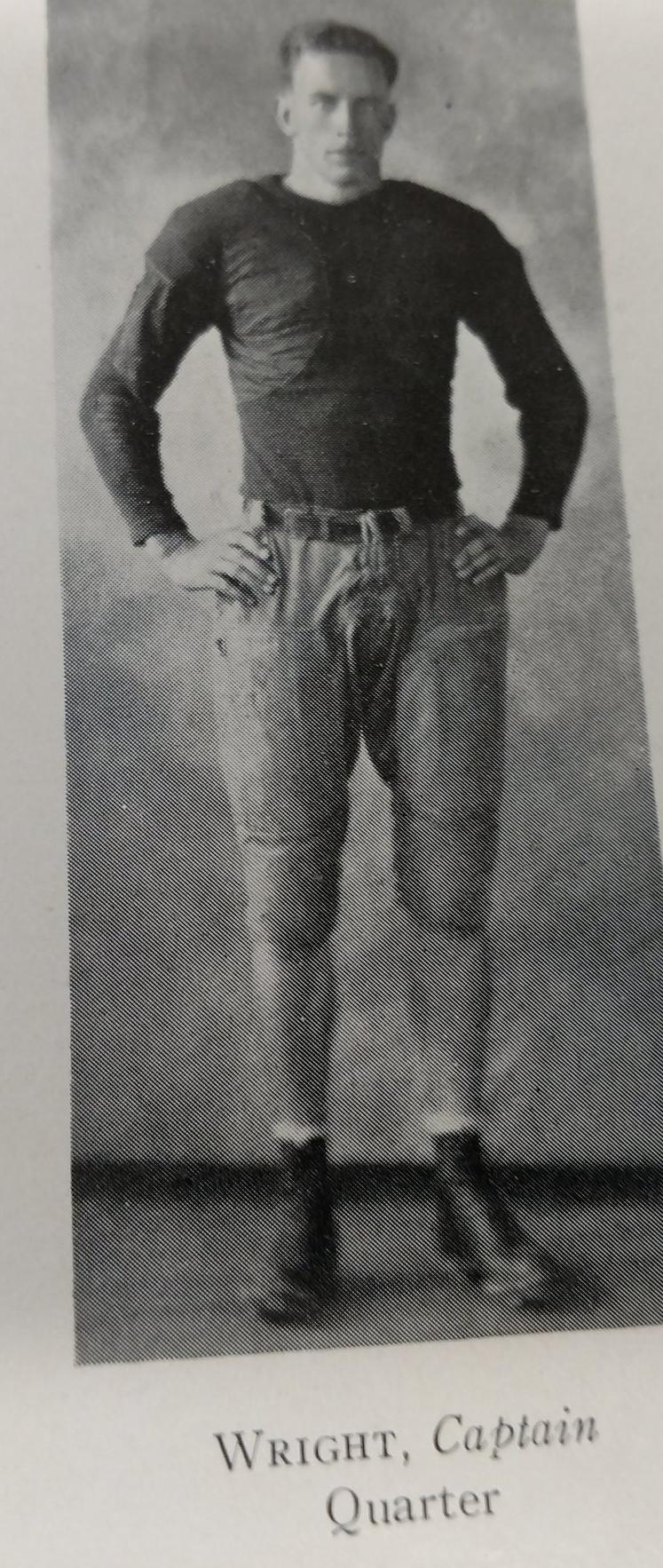 Wright Carter  captain
