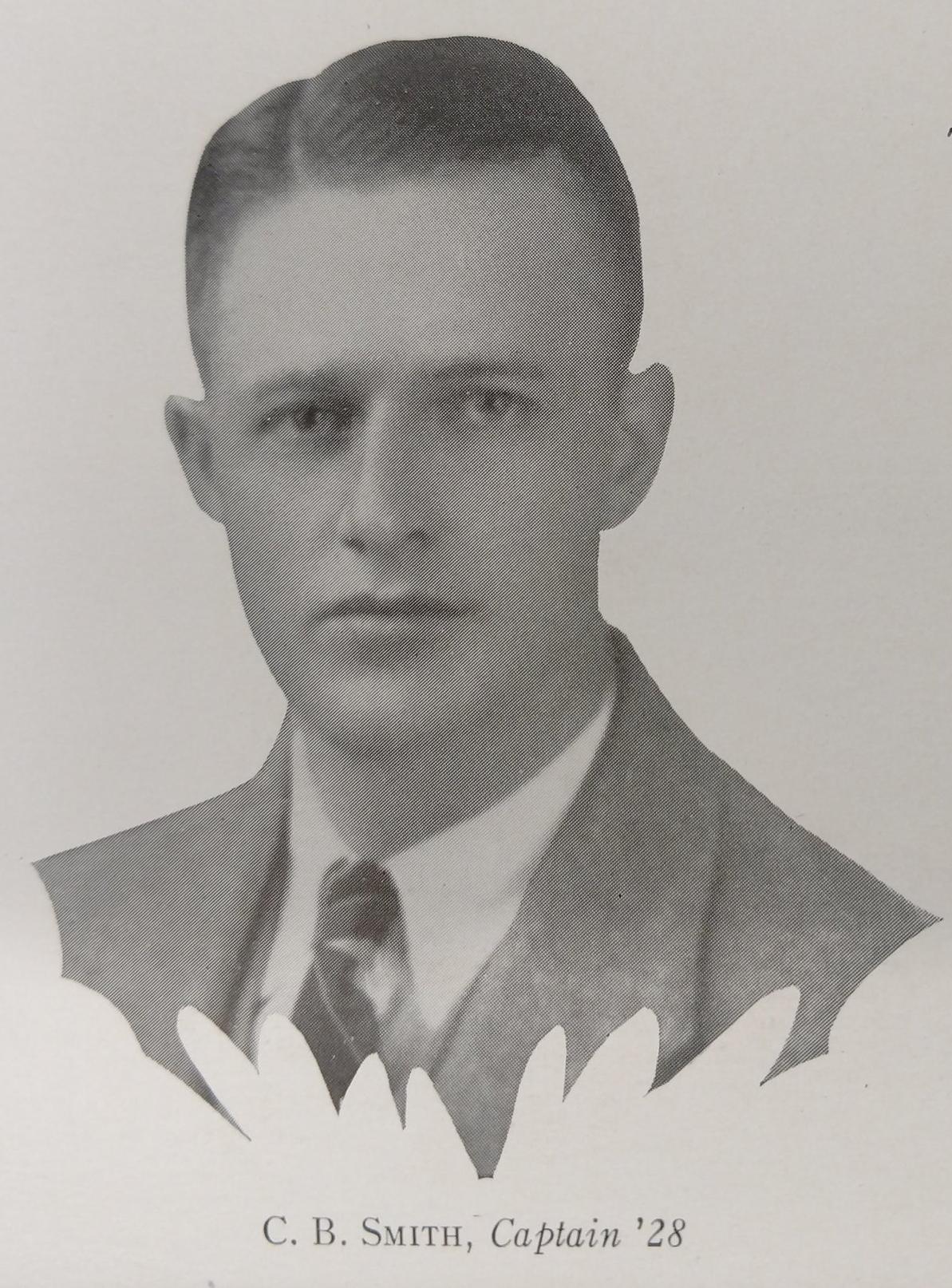 Captain C. B. Smith