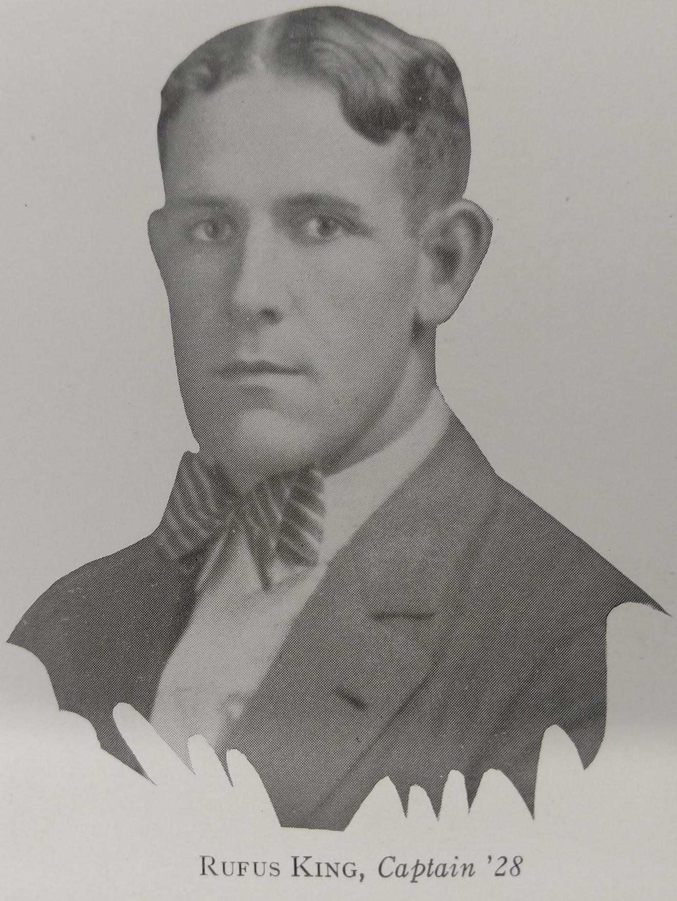 Rufus King captain