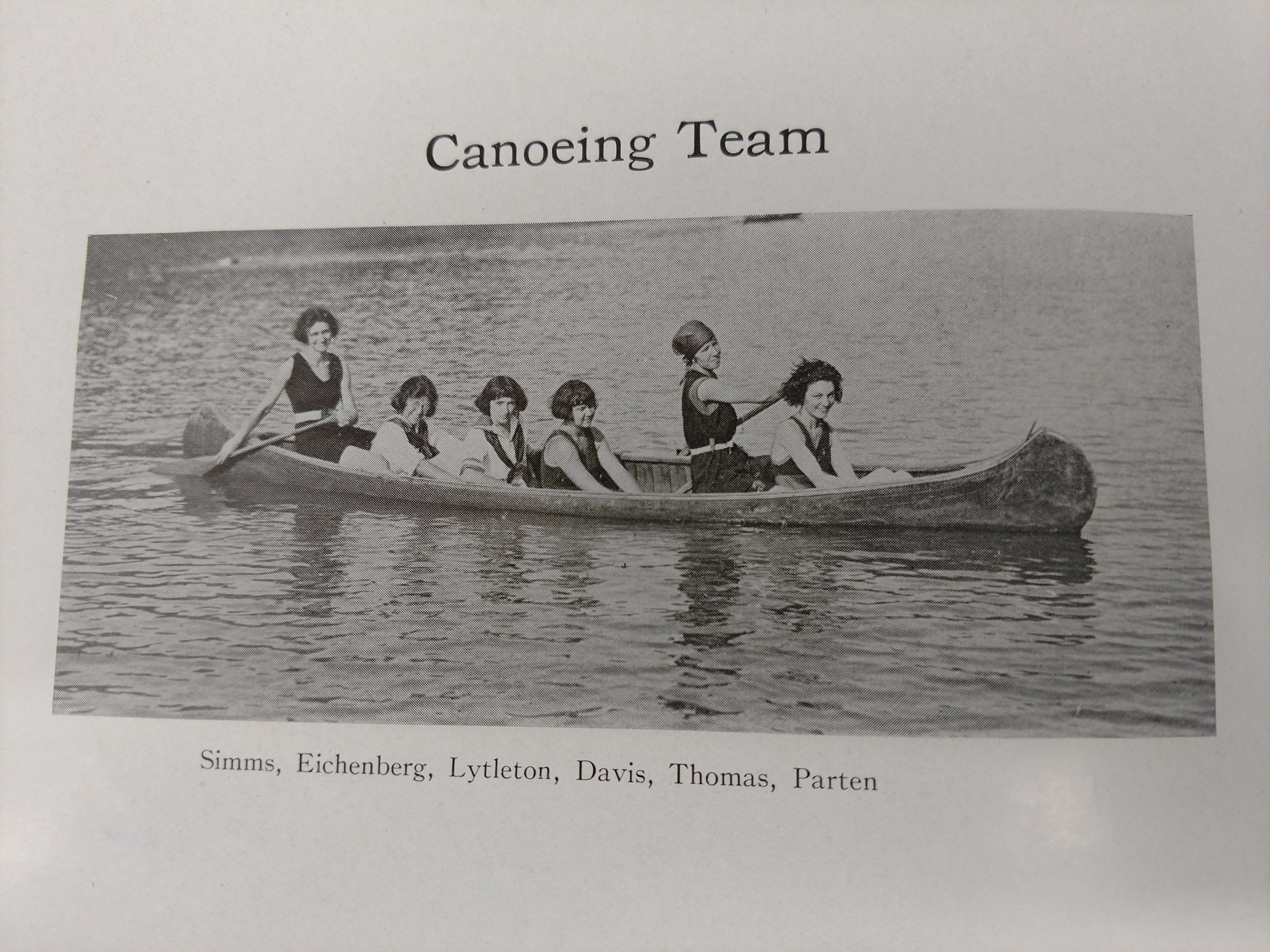 Copy of Rowing (canoeing)