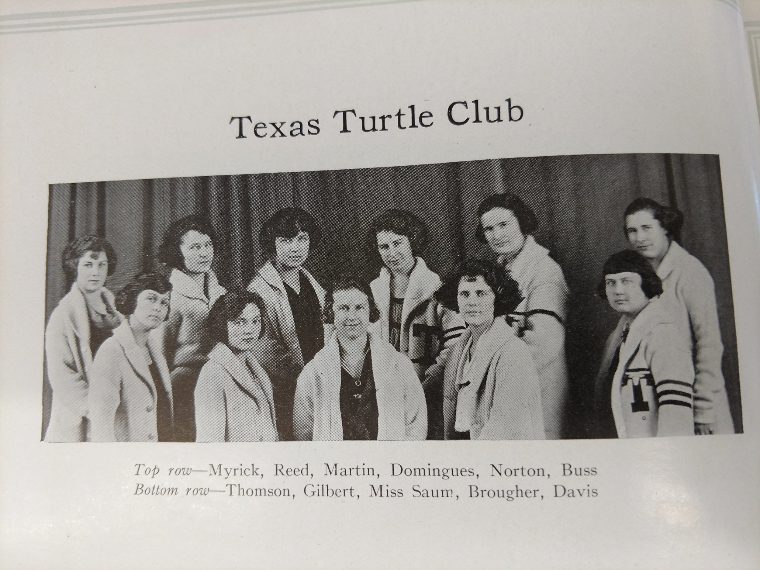 Copy of Best of the swimmers - Turtle Club