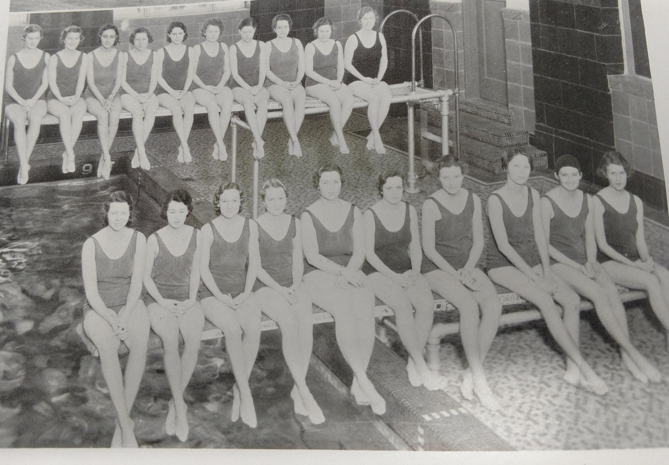 Copy of swimming
