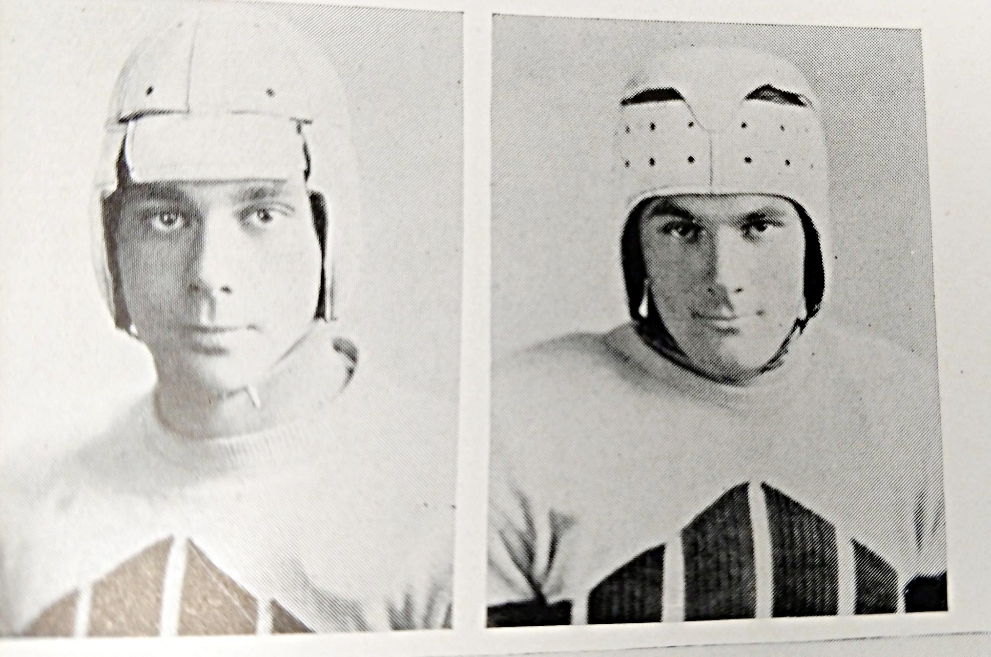 30's helmet