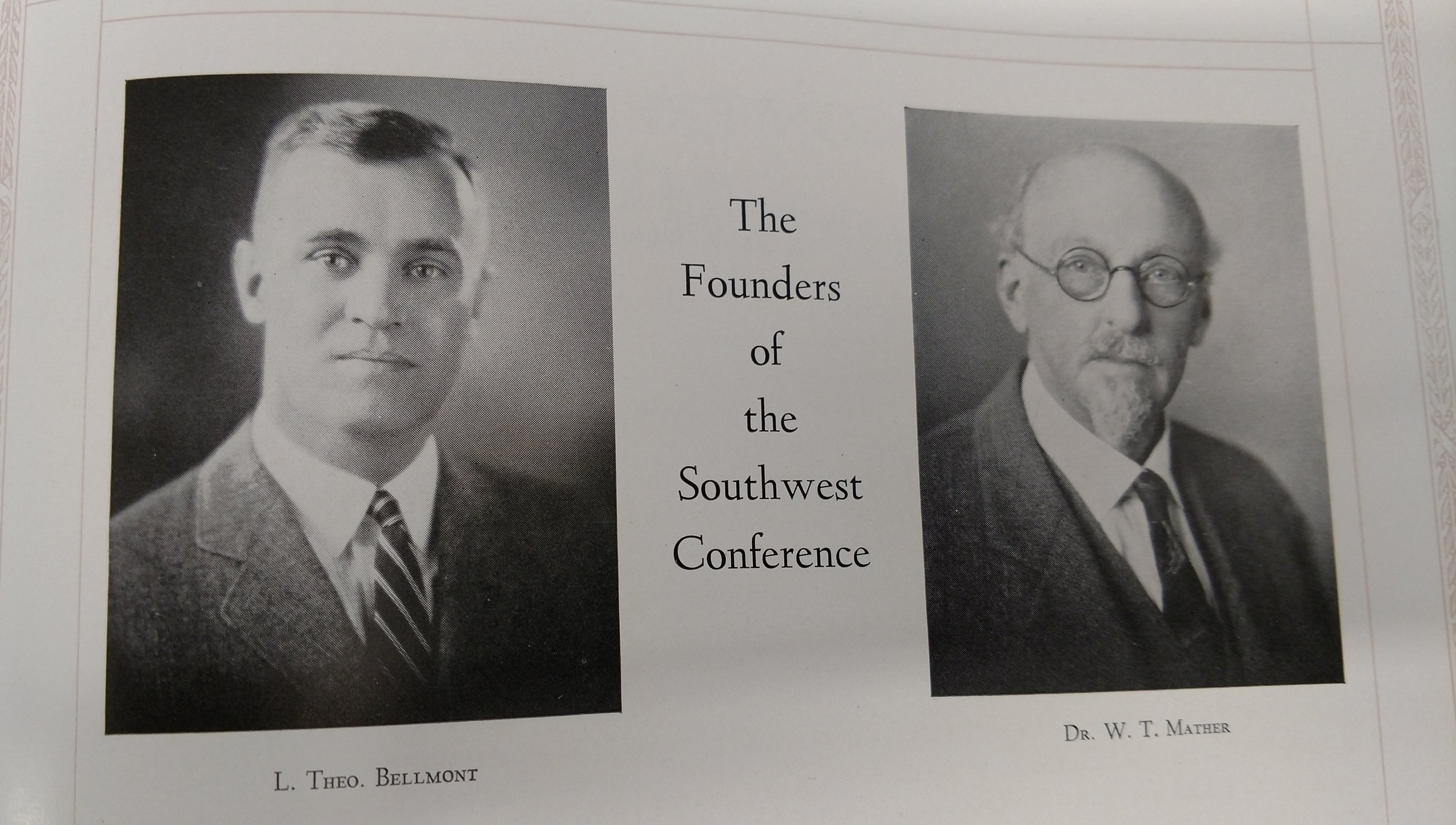 Founders of the SWC