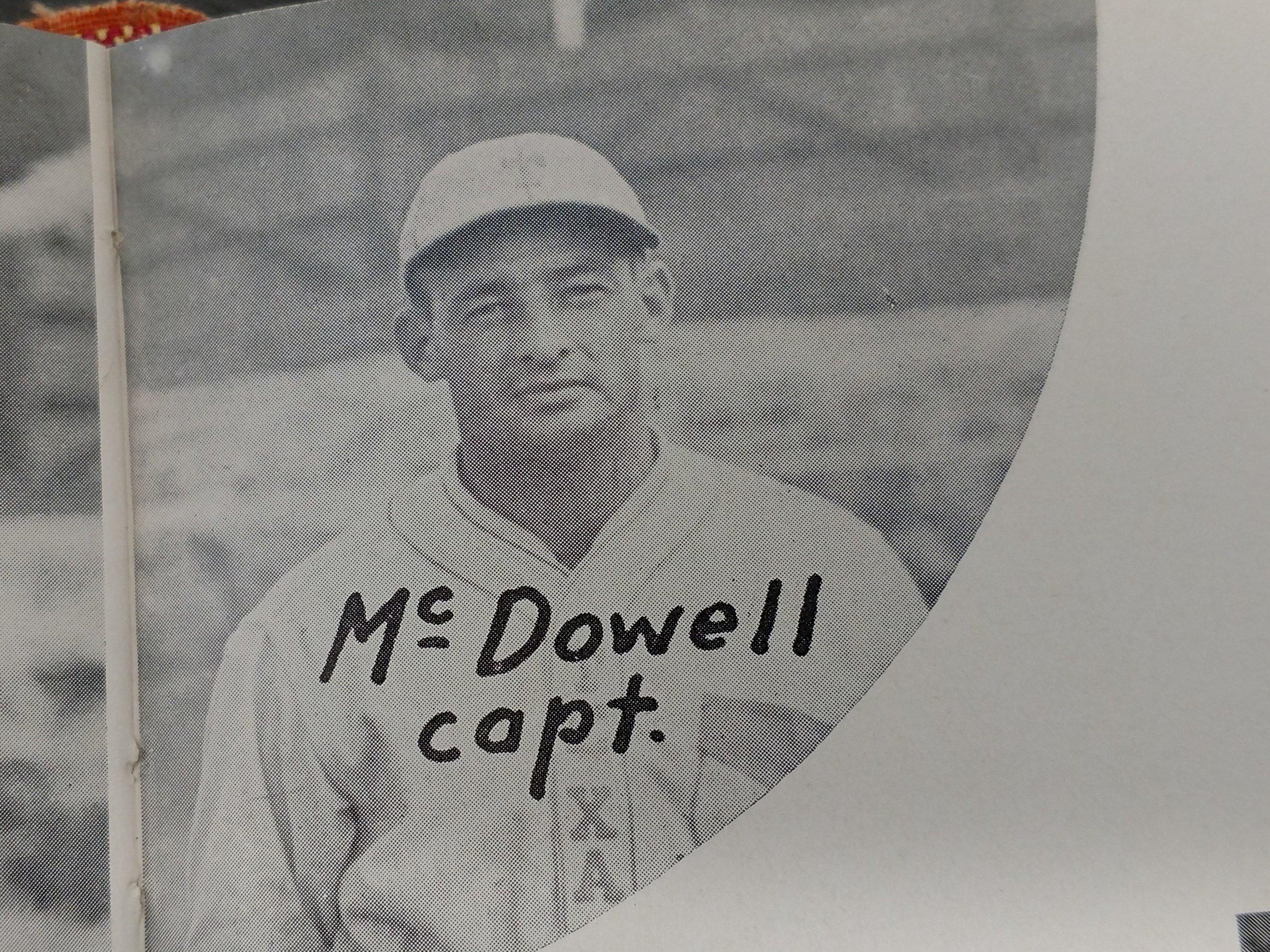 Captain McDowell