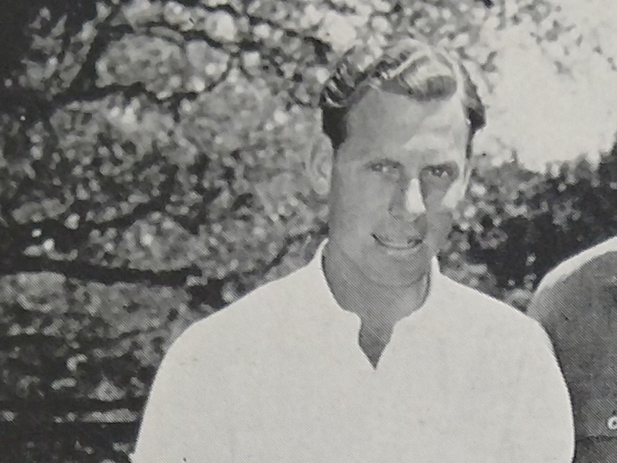 Bill Roden- is SWC Medalist in 1943. He never lost a SWC match. Inducted into the Hall of Honor in 1987.