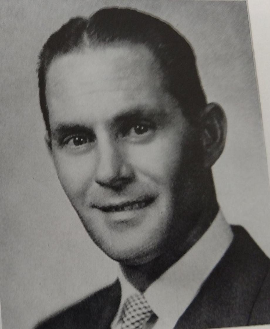 Coach James Marshall Hughes