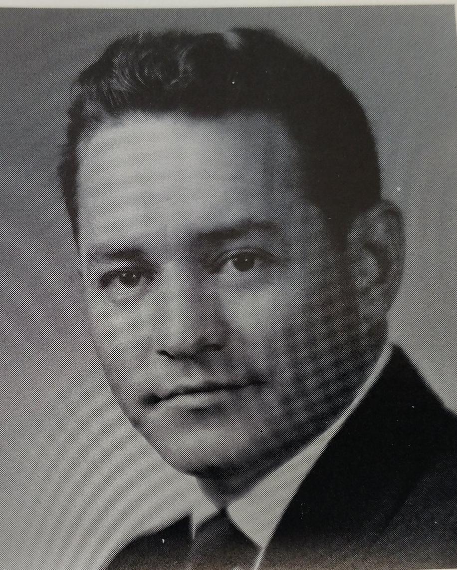 James Viramontes - asst. coach