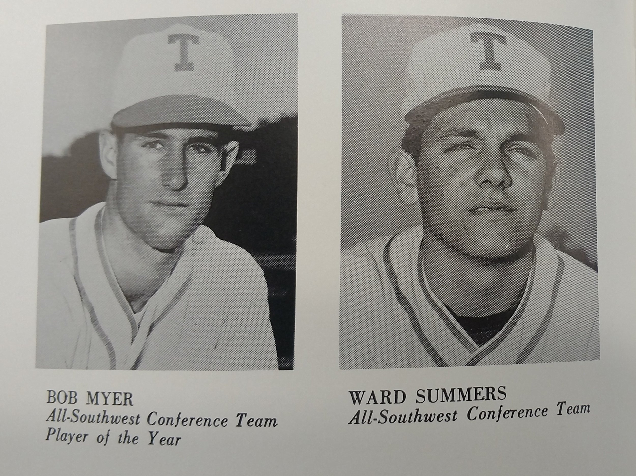 Bob Meyer, Ward Summers