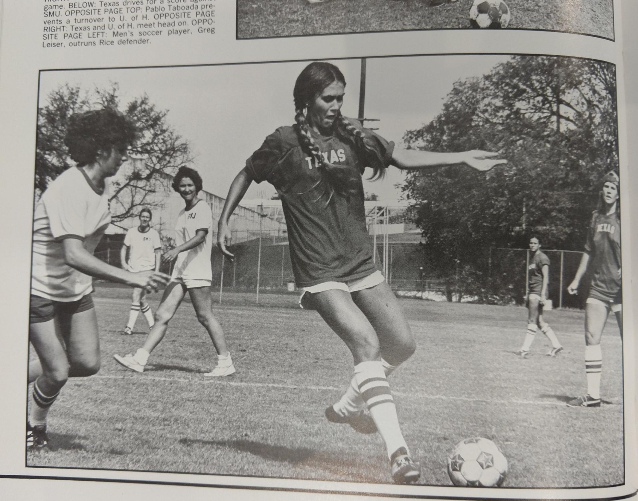 1976  vs. SMU