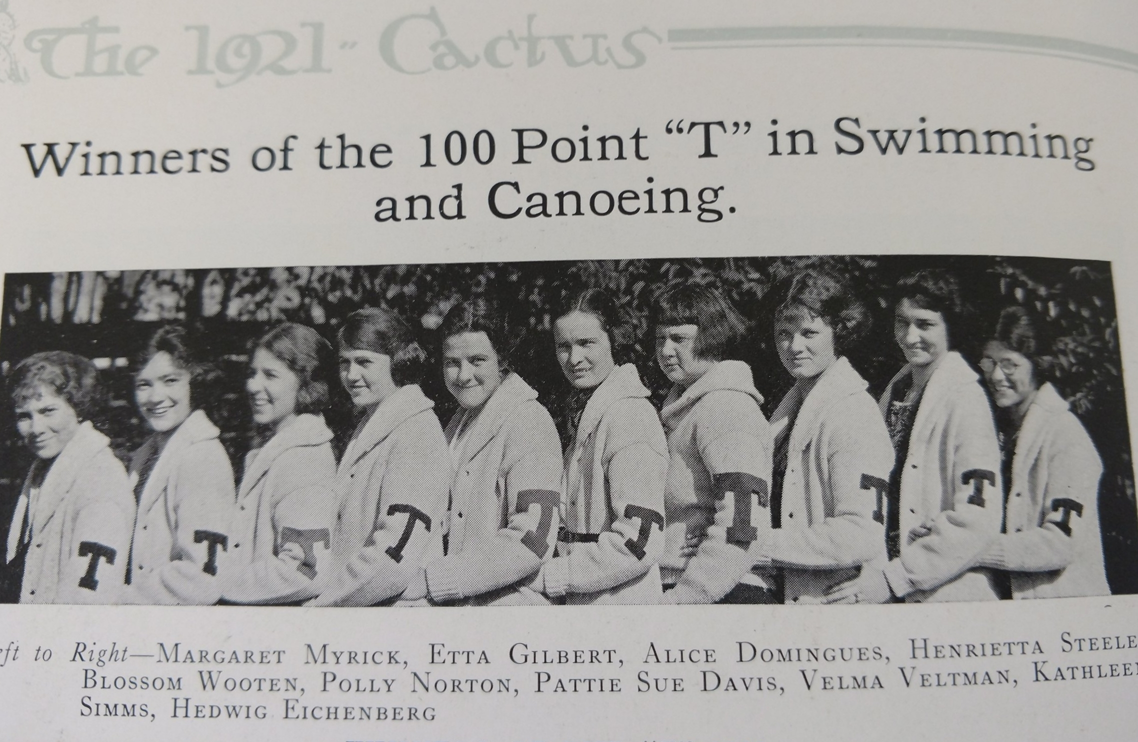 1921 rowing