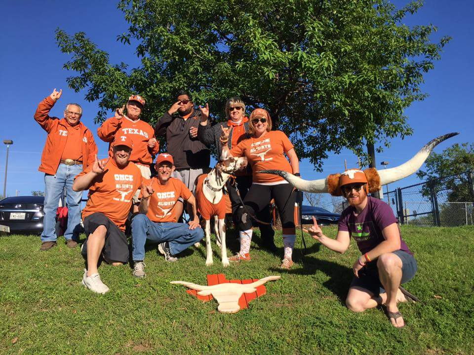 loyal fans who possess a equity stake in the Longhorn nation. Most Longhorn fans fall into this category