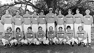 Chuck Munson top row 2nd from right