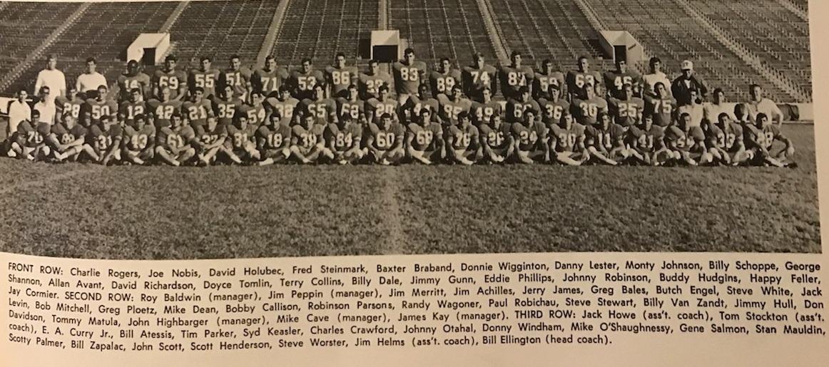 1967 recruiting class -