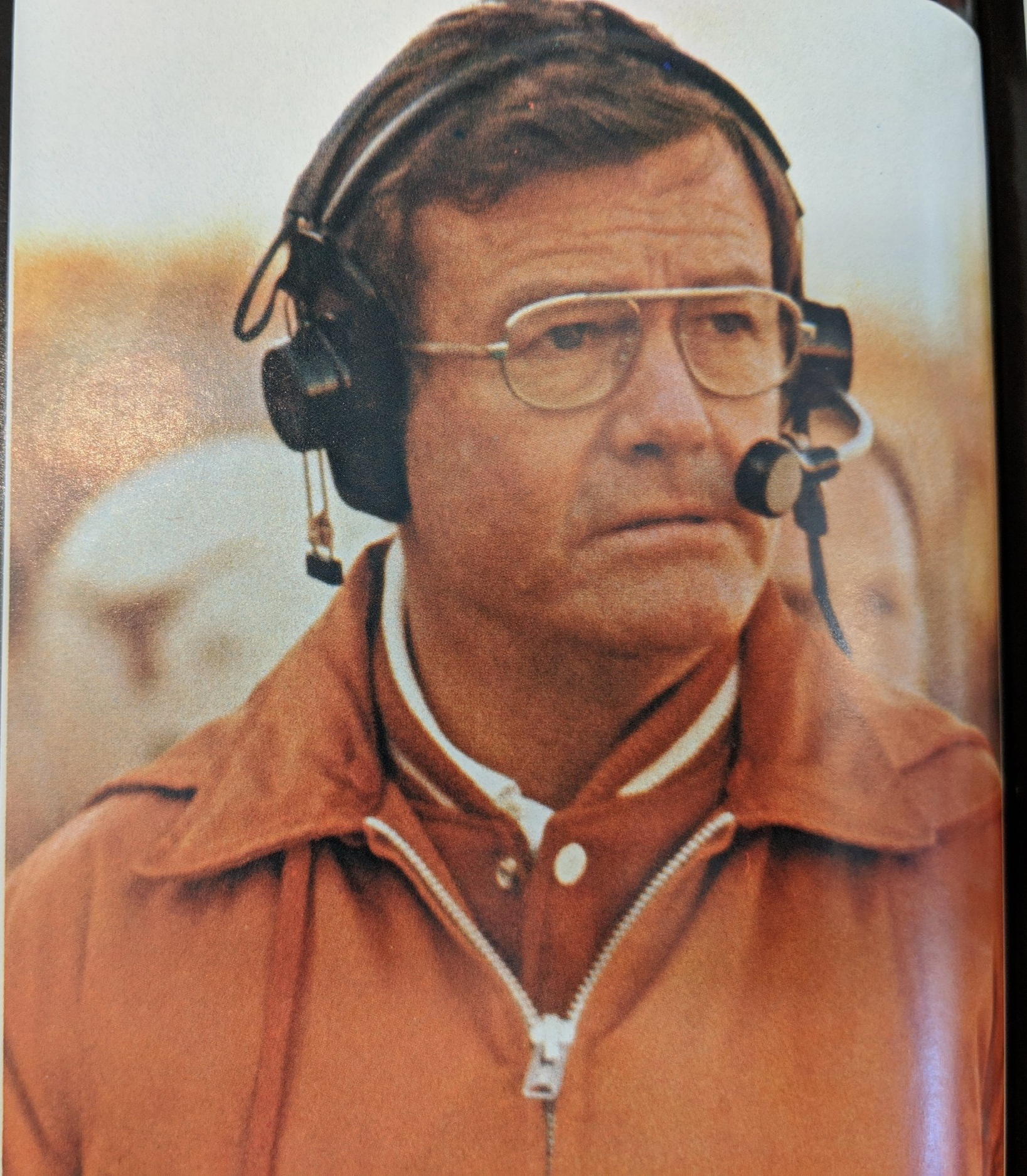 Royal Texas Monthly 1982 Why He Quit The History Of Longhorn Sports