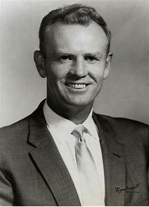Coach Bill Yeoman