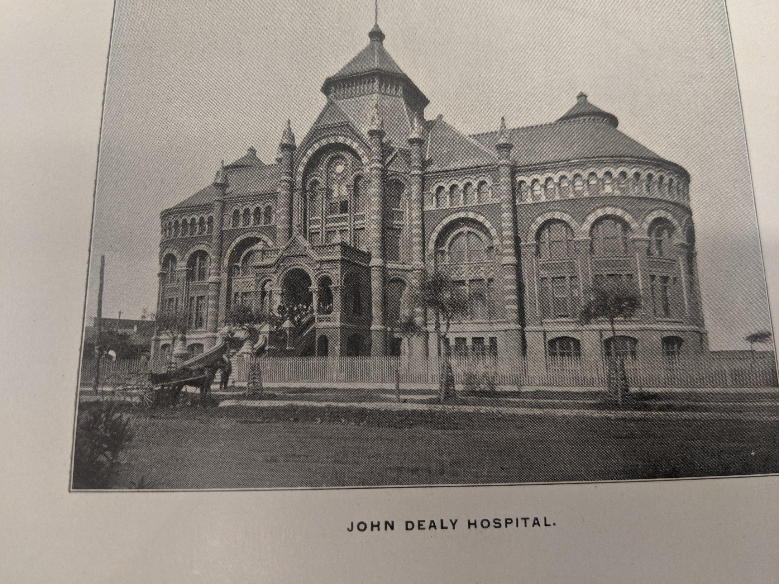 John Dealy Hospital