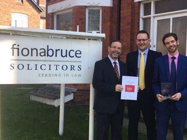 Fiona Bruce Solicitors Joins the Warrington Business Exchange