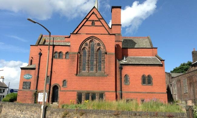 The Church of St. Luke Poulton