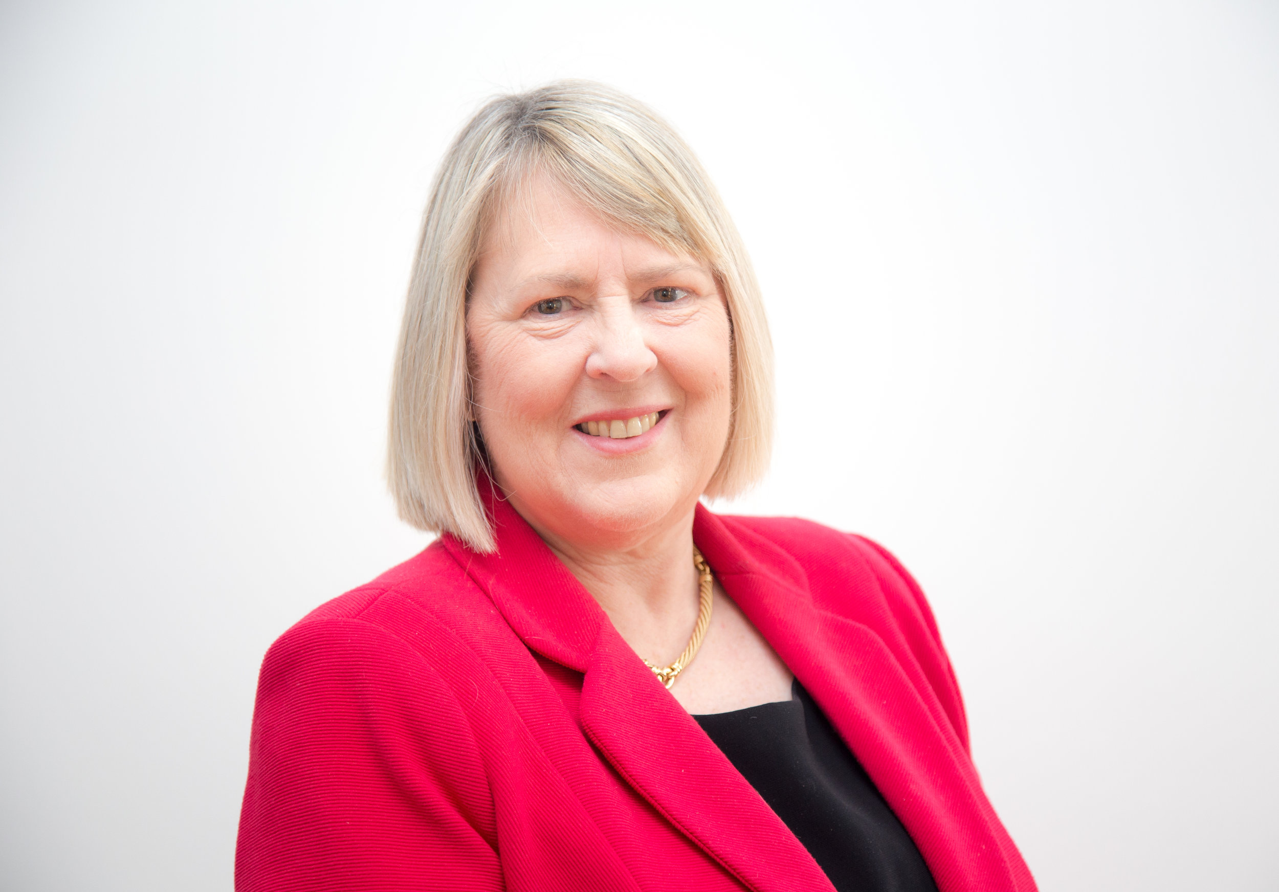 Fiona Bruce — Senior Partner