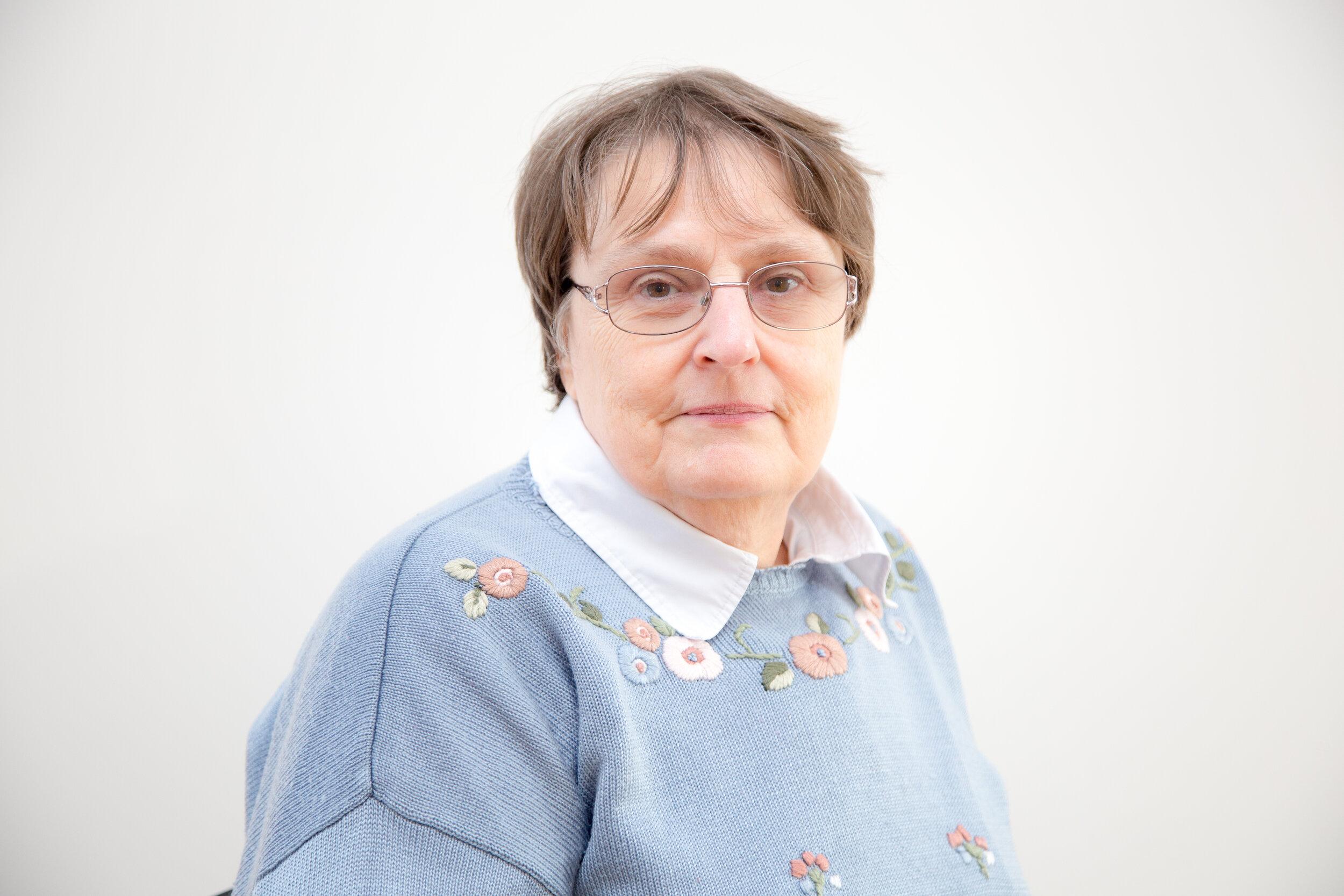 Anne Ackerley – Archivist/Receptionist