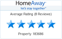 Reardon Properties is 5 Star Rated on HomeAway.com