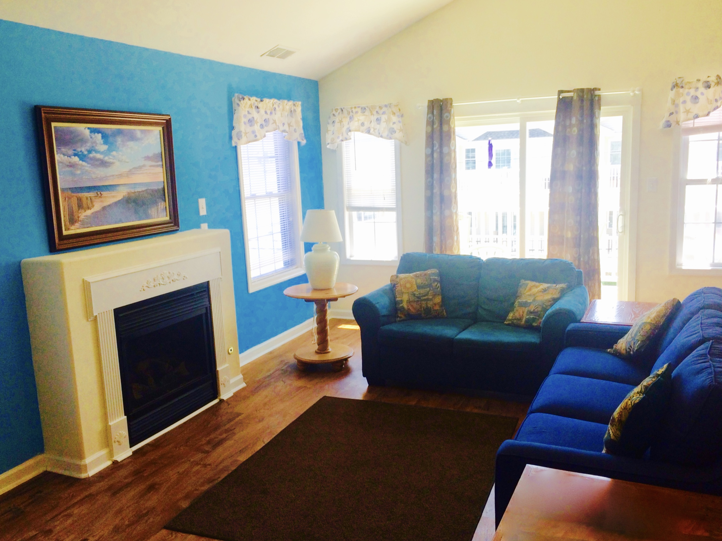319 B East Pine Avenue //     4 Bedroom // 2 Bath  Beach Block Second Floor Condo  // Sleep 12
