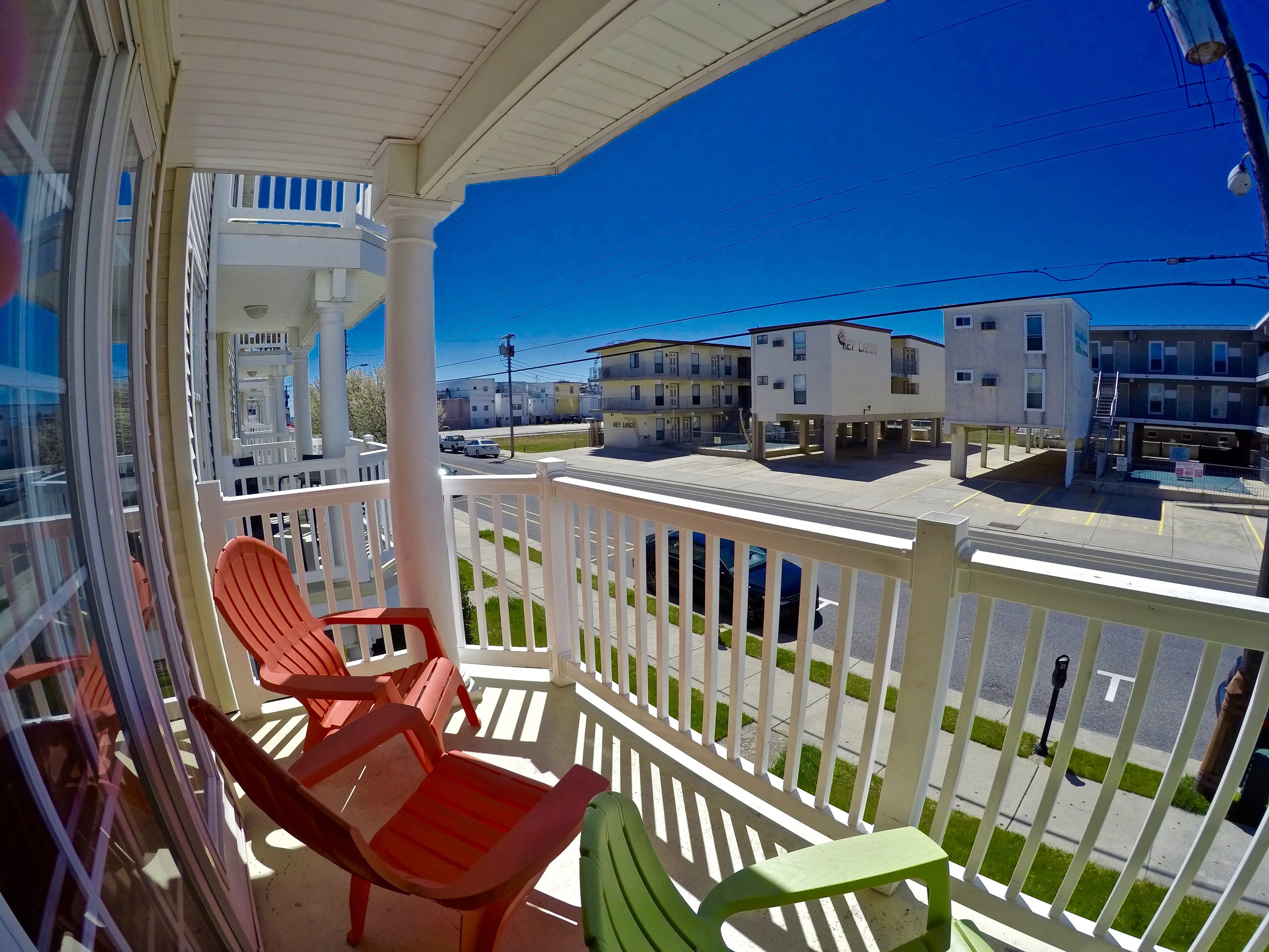 319 A East Pine Avenue //    4 Bedroom // 2 Bath   Beach Block Condo // Sleep 12