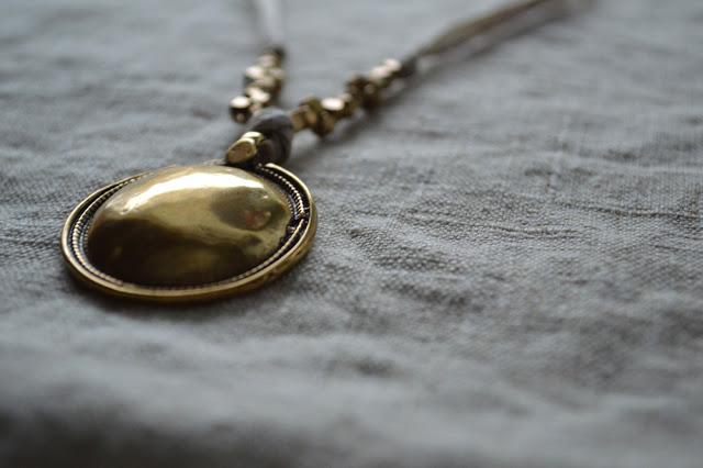 Untold Imprint Copetta necklace