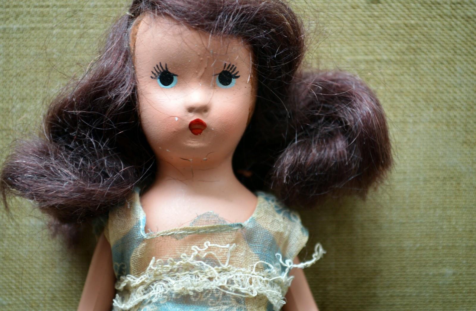 untold imprint Kerr & Hinz doll