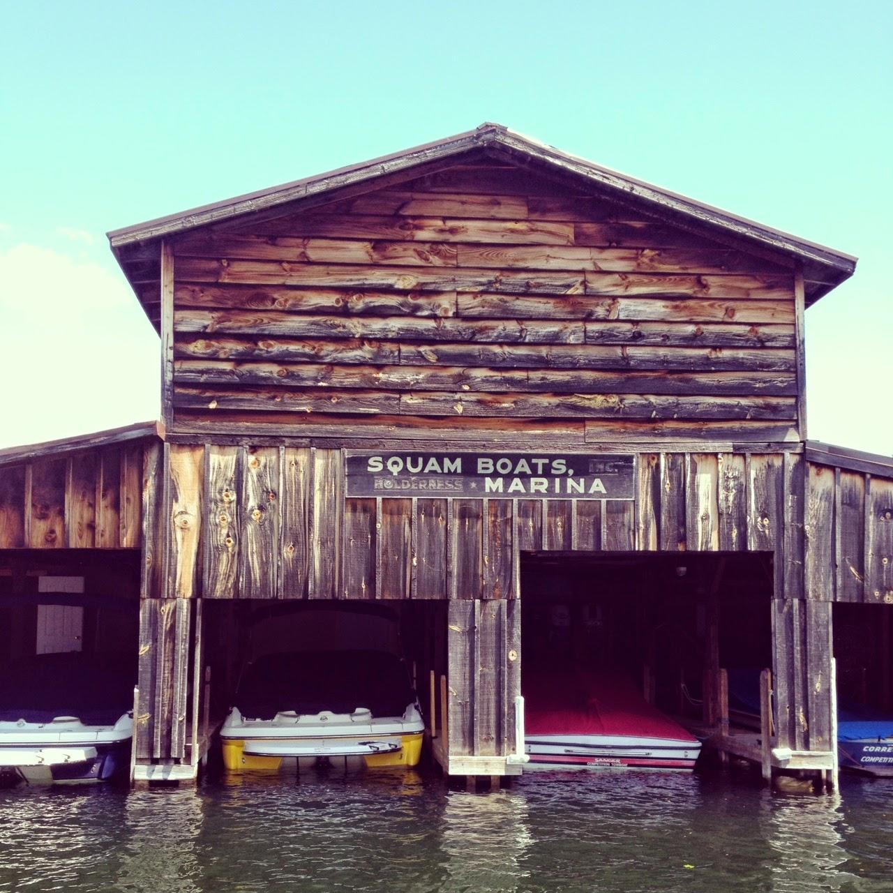Squam Lake