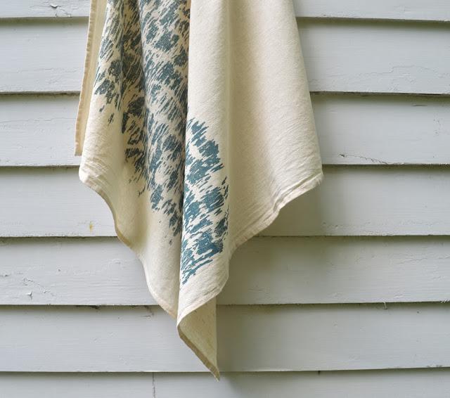 Untold Imprint Texture Towel