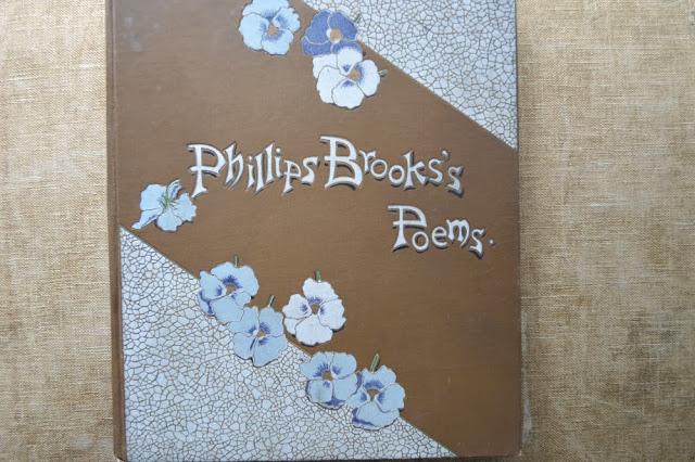 Phillps Brooks's Poems