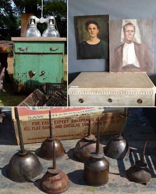 Brimfield Antique Market 2013