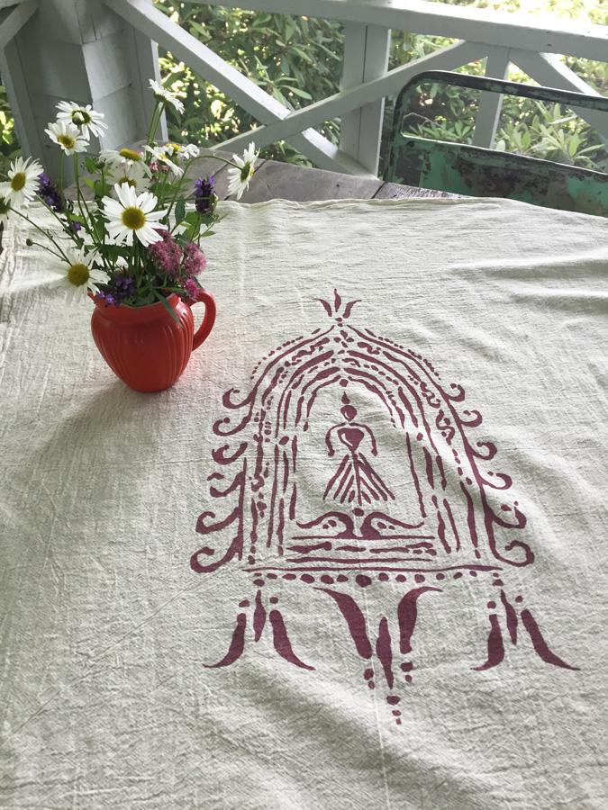 Divine Feminine Altar by Untold Imprint