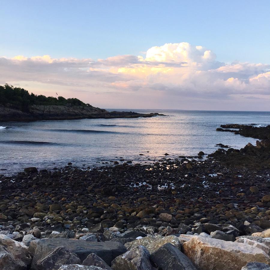 Perkins Cove in Ogunquit, Maine
