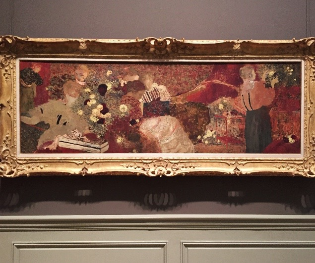 The Album  by Edouard Vuillard