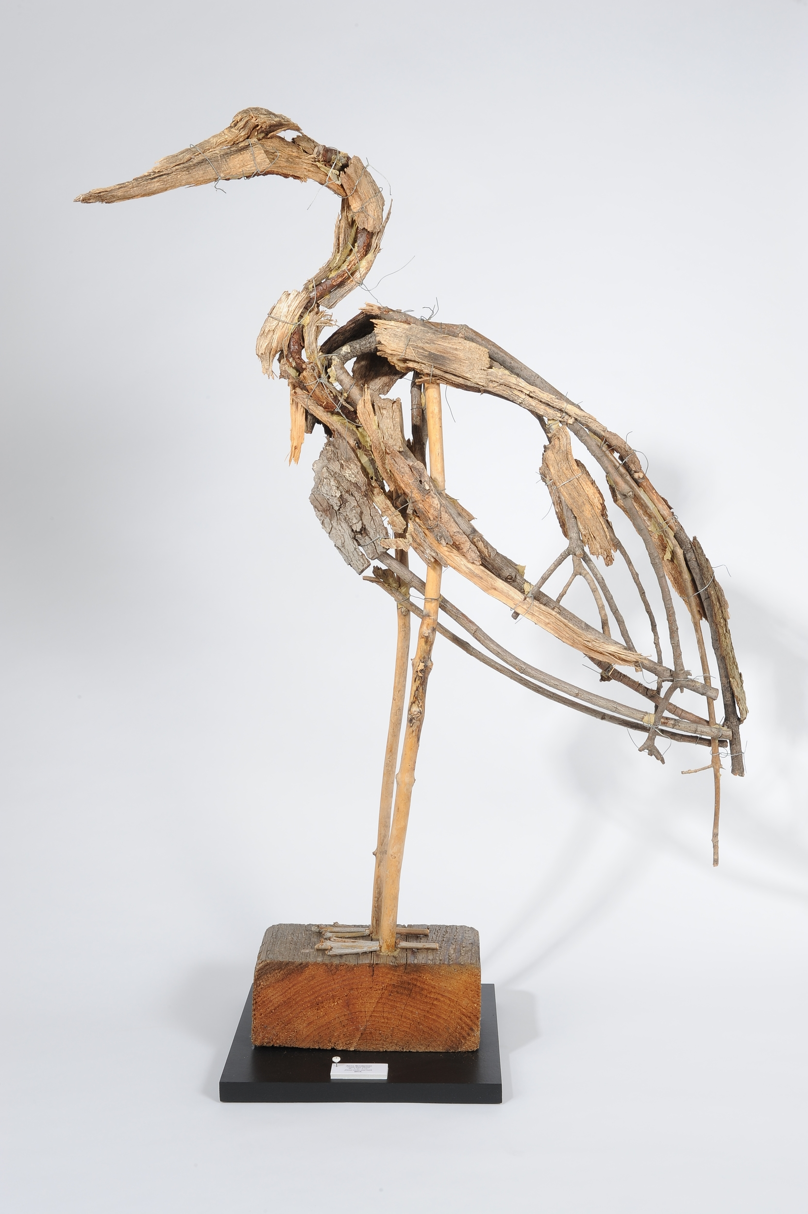 Twiggy Sculpture by Jerry Breakstone