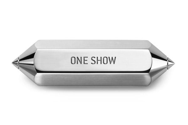 One Show Silver Pencil   2016 - Equinox