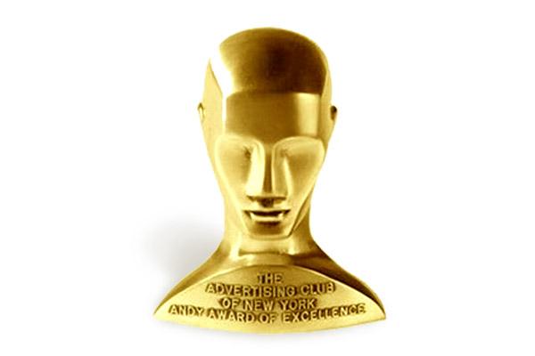 ANDY Awards Gold   2016 - Equinox