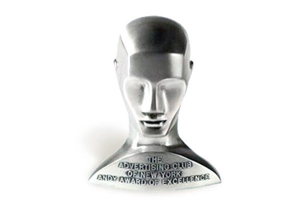 ANDY Awards Silver   2016 - Equinox