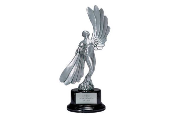London Int'l Awards Silver  2013 - Delta