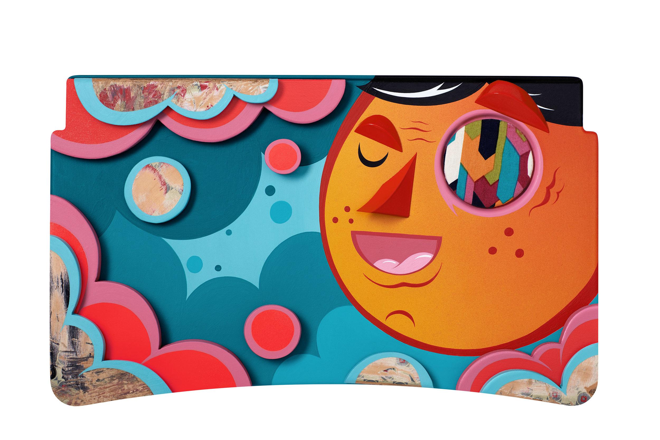 SAO PAULO   Role:Creative Director  Art Director: Rose Sacktor Artist: Alex Yanes