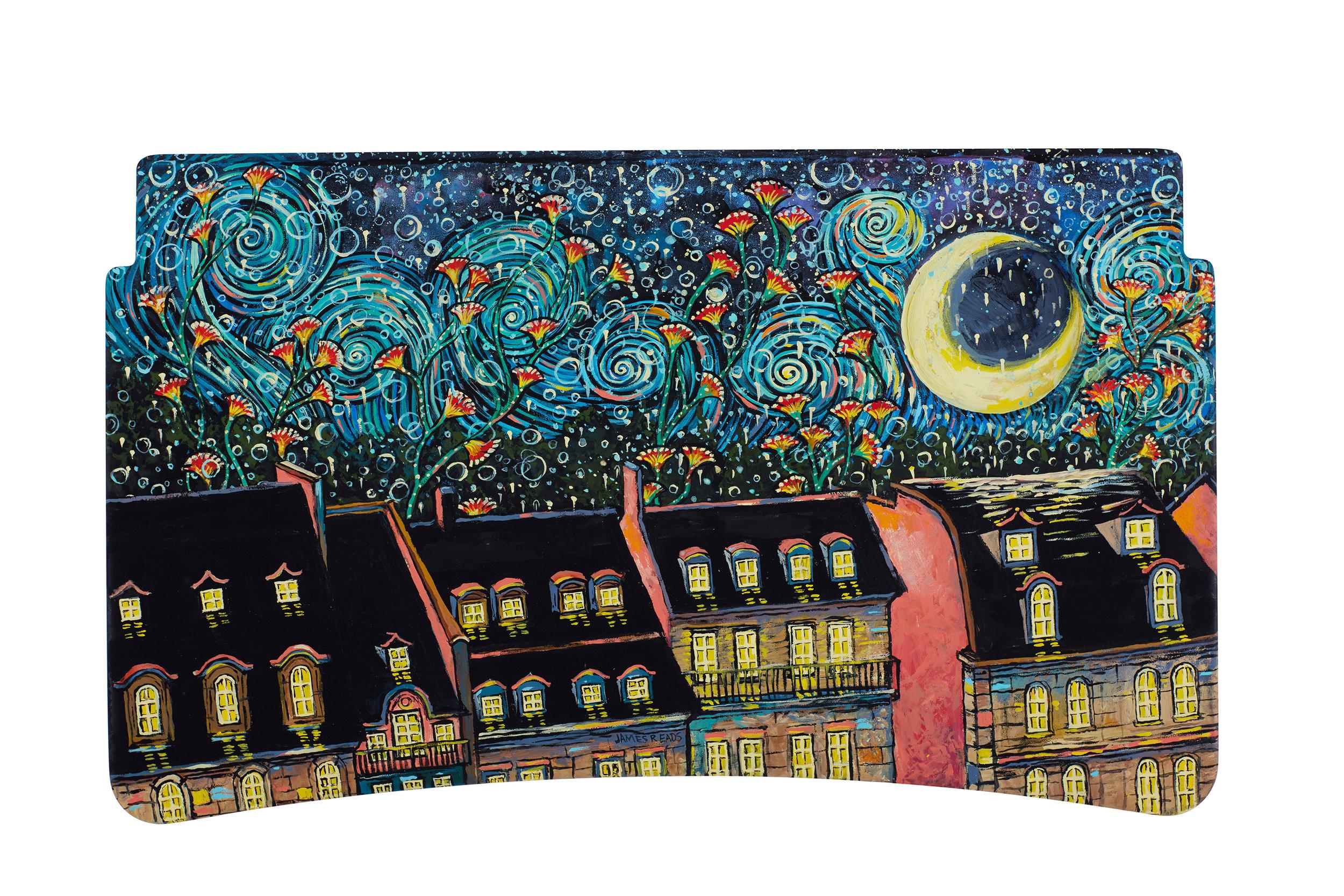 PARIS   Role:Creative Director  Art Director: Rose Sacktor Artist: James R. Eads